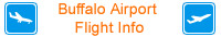 Buffalo Niagara International Airport - Flight Information (Arrivals and Departures)