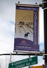 A photo of Banner in Campbellville, ON