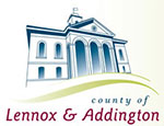 County of Lennox and Addington logo