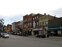 A photo of a Street in Dundas, ON