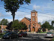 Photo of the Dunnville, Ontario