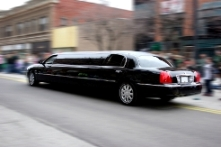 Photo of a Stretched Limo