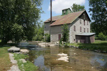 Photo of a Mill in Odessa, Ontario
