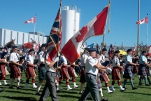 A Photo of a Festival in Quinte West, Ontario