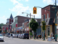 A Photo of Smith-Ennismore-Lakefield, Ontario Downtown
