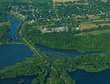 Photo of the Waterford, Ontario